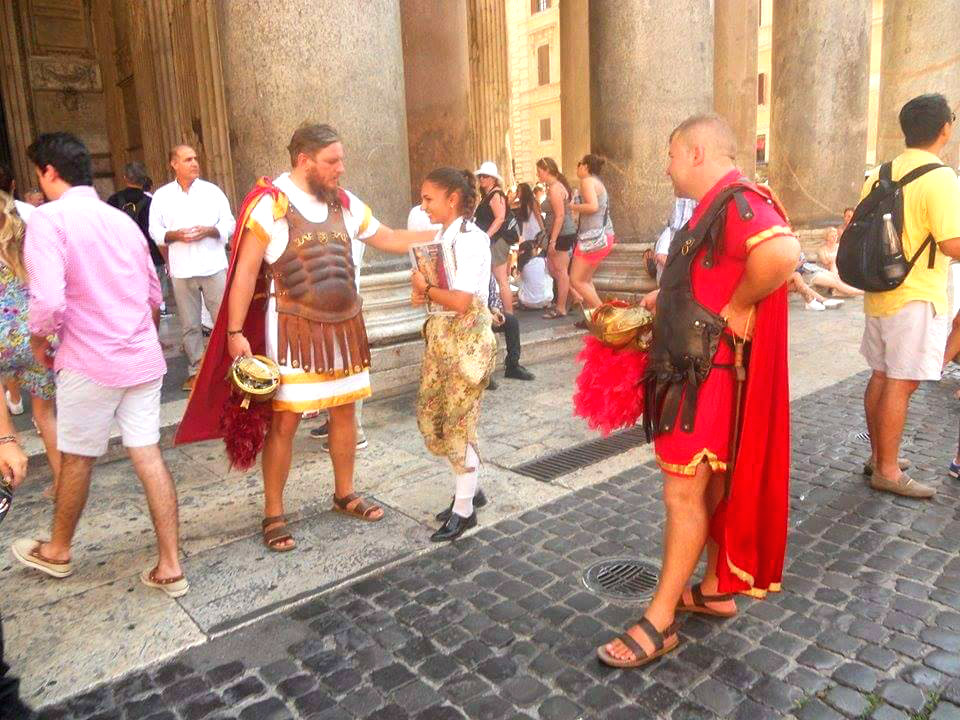 rzym gladiatorzy