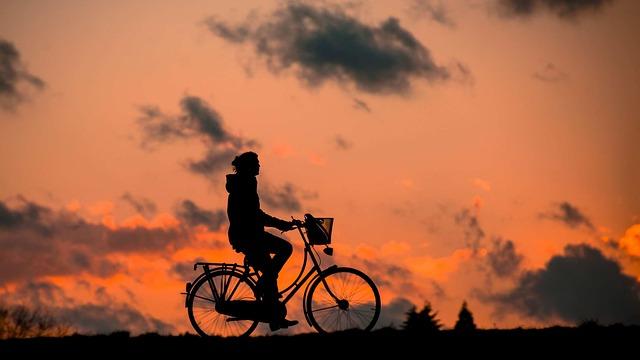 jak sie uspokoić - rower