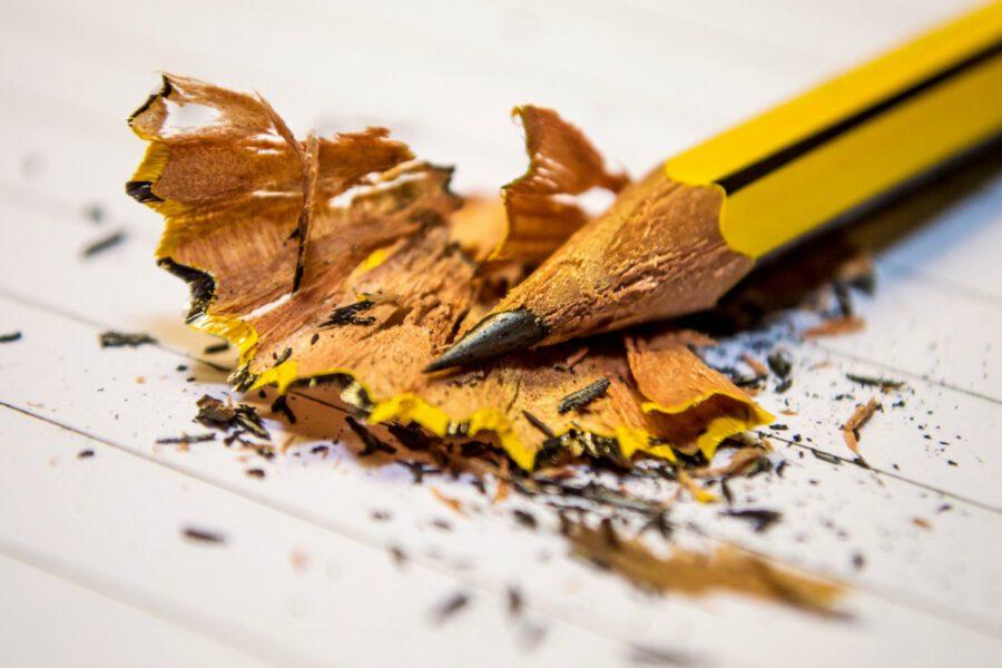 ołówek - papier wyzwala myśli