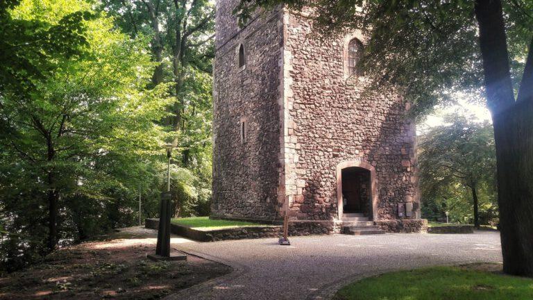 Co zwiedzić w Cieszynie - Wieża Zamkowa