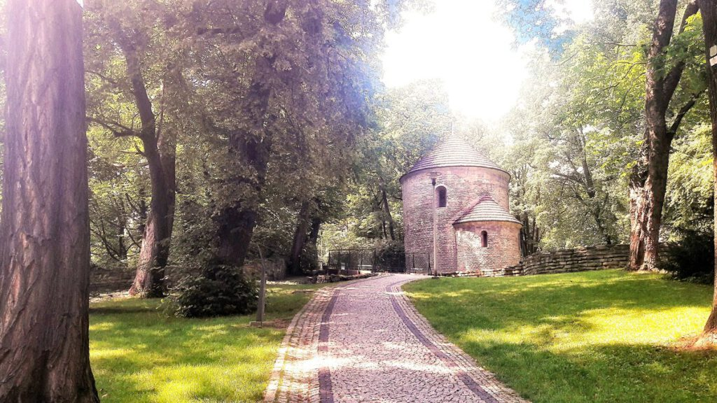 Rotunda w Cieszynie - co zwiedzić w Cieszynie