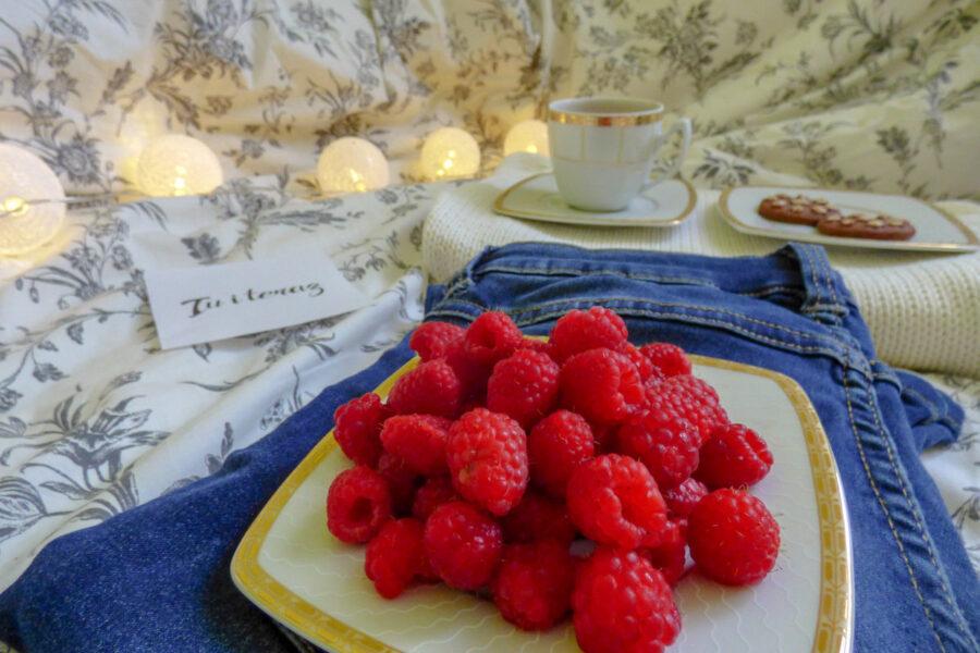 jak blogi zmieniły moje życie - maliny na talerzyku