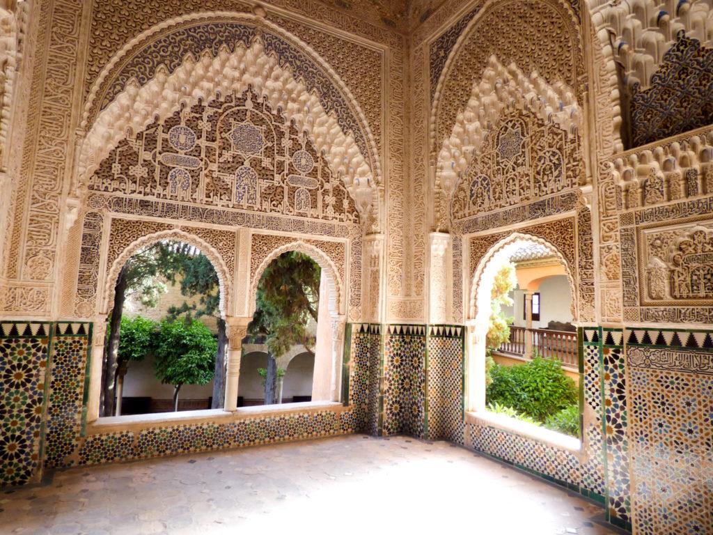 zdjęcia Alhambra -Hiszpania w zdjęciach