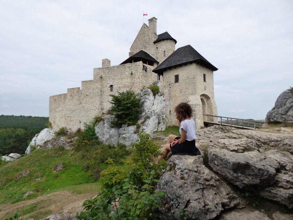 3 refleksje o samotności - zamek w Bobolicach