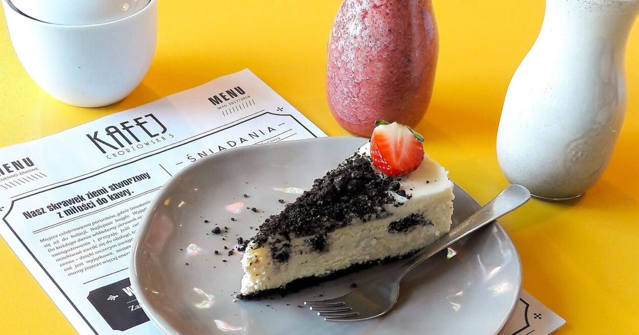 do posta Friends - 6 refleksji o serialu Przyjaciele - ciasto z Kafeja w Katowicach