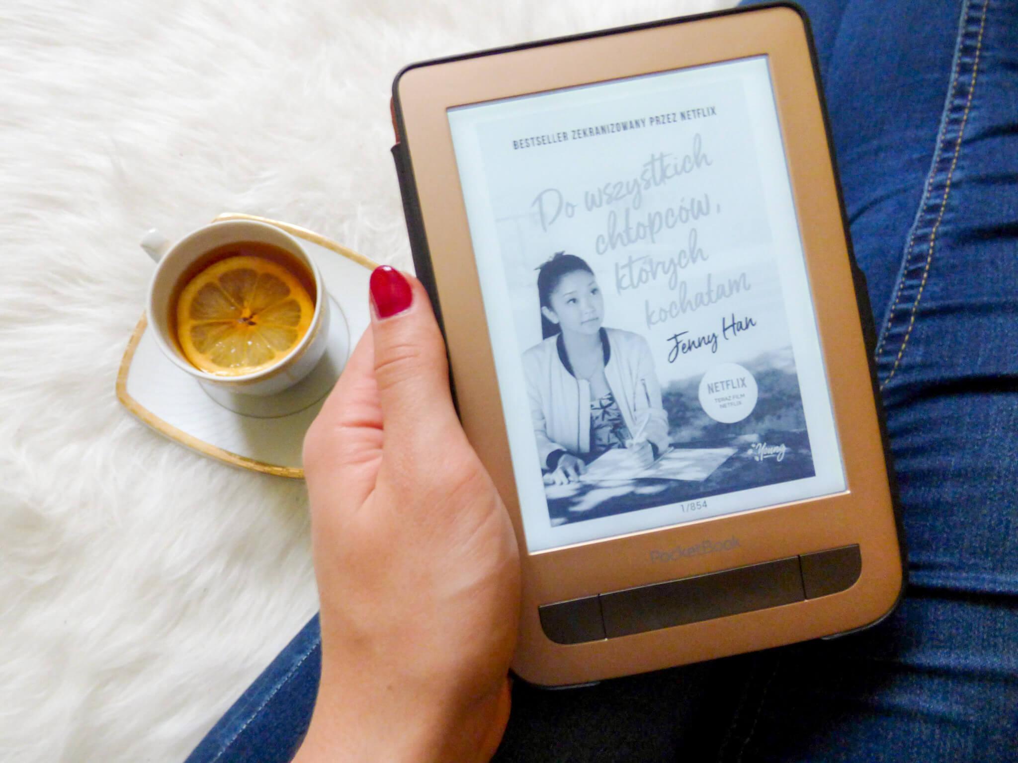 Do wszystkich chłopców których kochałam Jenny Han - recenzja - romans - 3 książki ostatnio przeczytane