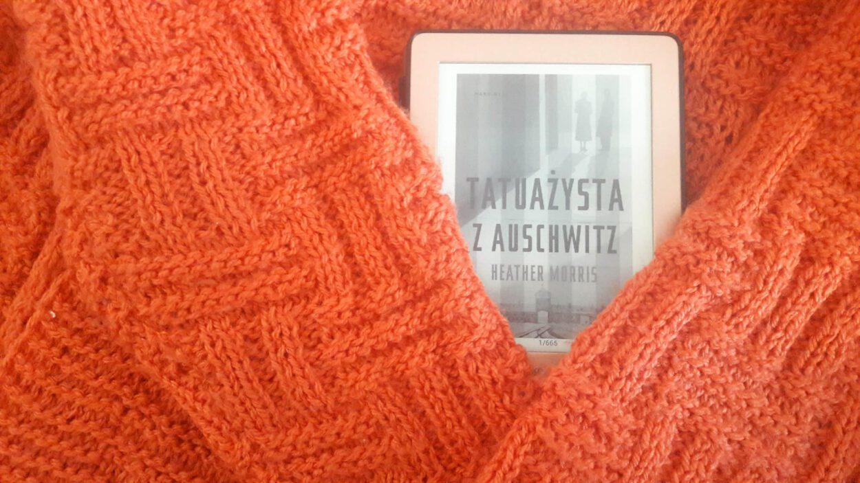 Tatuażysta z Auschwitz - opinie - moja recenzja