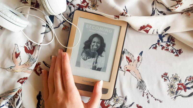 Biografia MIchelle Obamy - opinie - Becoming. Moja historia - recenzja