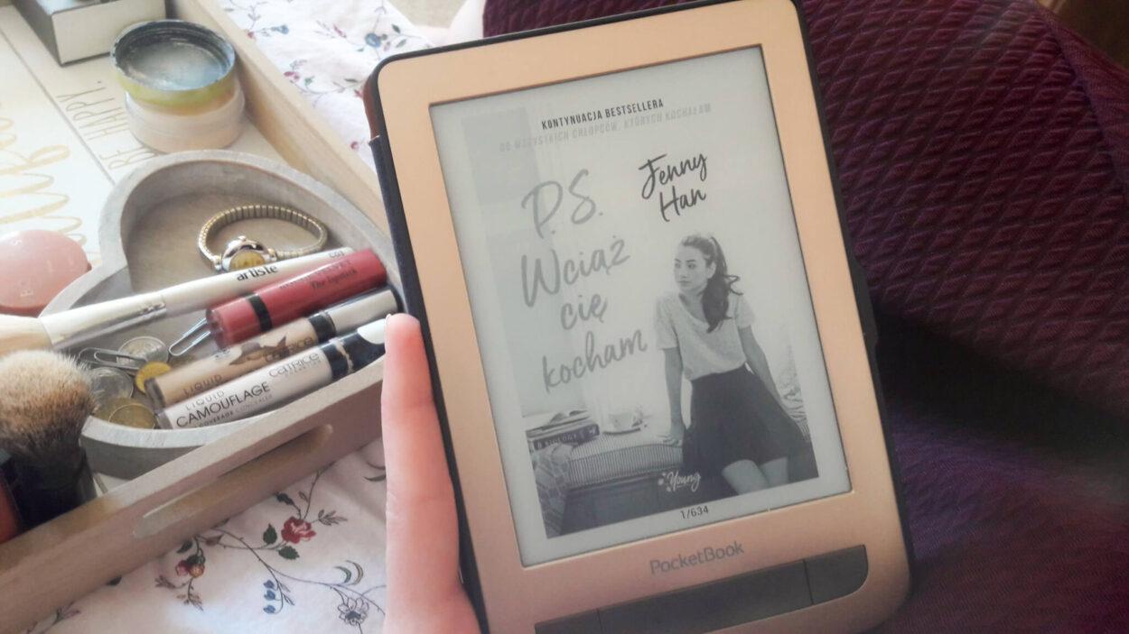 Jenny Han - ps. wciąż Cię kocham - kontynuacja Do wszystkich chłopców których kochałam - islam na luzie, helisa, nowa książka Jenny Han