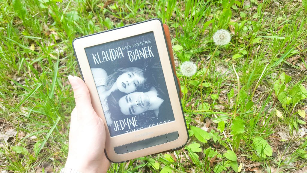 Książki Young Adult - Jedyne takie miejsce - zdjęcie książki