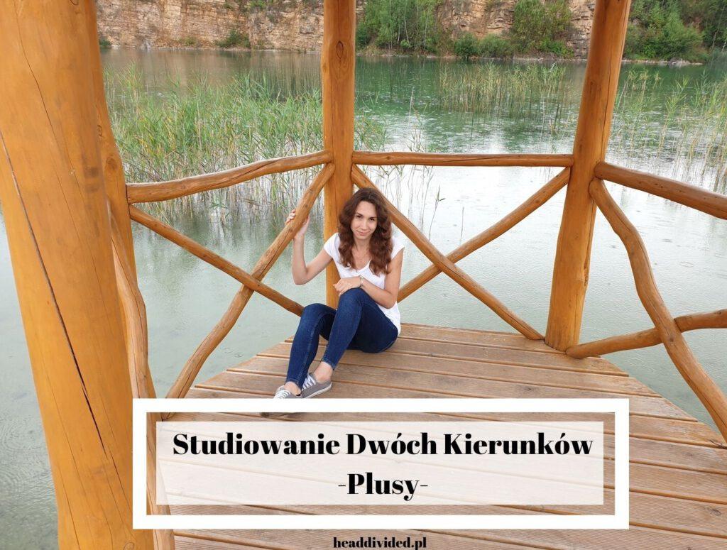 altanka w Parku Gródek w Jaworznie - do posta - studiowanie dwóch kierunków - plusy